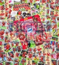 Panini FC Bayern Munich 2012 2013 - All Stickers + Album