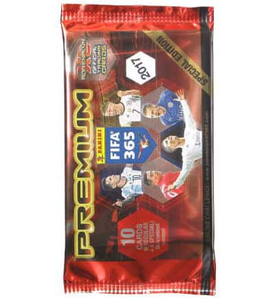 Panini FIFA 365 2017 Adrenalyn XL Premium Packet