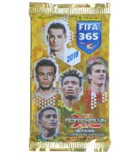 Panini FIFA 365 2018 Adrenalyn XL Packet