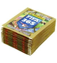 Panini FIFA 365 2018 Stickers - 50 Packets