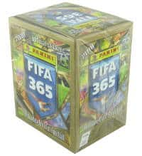 Panini FIFA 365 2018 Stickers Box With 50 Packets