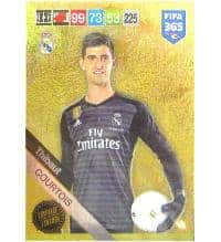 Panini FIFA 365 2019 Adrenalyn XL Thibaut Courtois Limited Edition