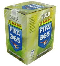 Panini FIFA 365 2019 Stickers Box With 50 Packets