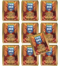 Panini FIFA 365 2020 Stickers - 10 Packets