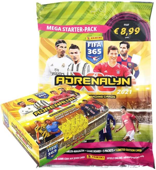 Logos 5 FIFA 365 Nr FIFA 365 Adrenalyn XL