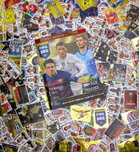 Panini FIFA 365 - All Stickers + Album