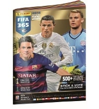 Panini FIFA 365 Sticker Album
