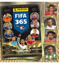 Panini FIFA 365 Stickers Album 2017