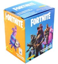 Panini Fortnite Stickers - Box With 50 Packets