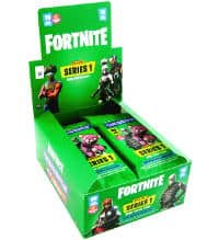 Panini Fortnite Trading Cards Series 1 - Fatpack Display