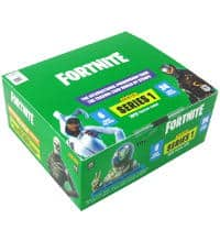 Panini Fortnite Trading Cards Series 1 Box with 24 Packets