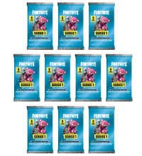 Panini Fortnite Trading Cards Series 1 - 10 Packets