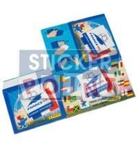 Panini World Cup France 98 - leere Box, Display Folded