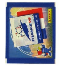 Panini World Cup France 98 - Danone Promo Packet
