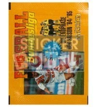Panini Fussball Endphase 94 / 95 Packet With Stickers