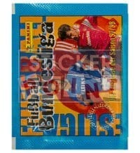 Panini Fussball Endphase 97 / 98 Packet With Stickers