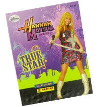 Panini Hannah Montana - True Star Empty Album