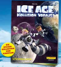 Panini Ice Age 5 - Collision Course Sticker Album