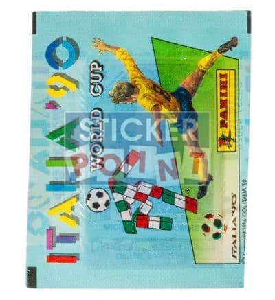 Panini Italia 90 - Packet World Cup 1990 Version Europa