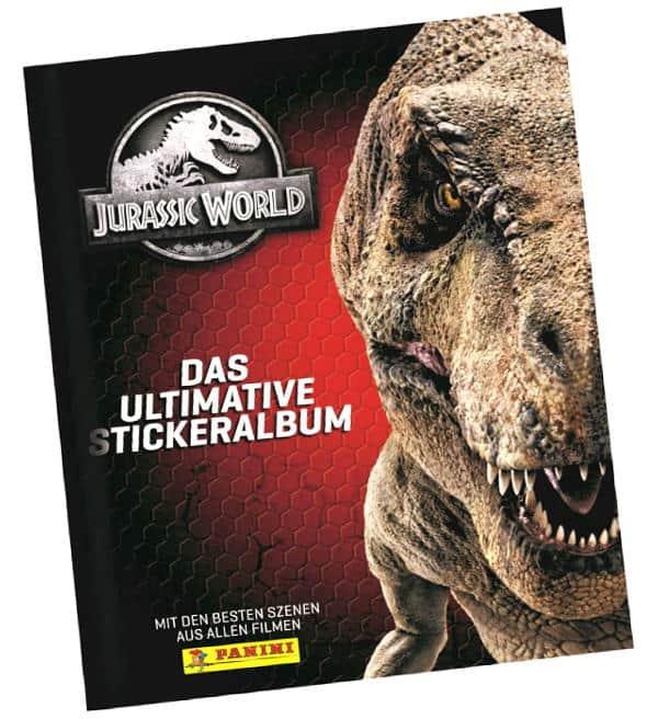 Panini-Jurassic World Movie 2-Card 77