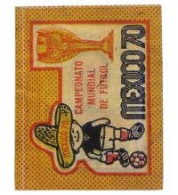 Panini Mexico 70 Packet International