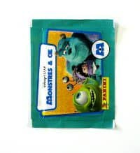 Panini Monsters Inc. - Packet With 5 Stickers