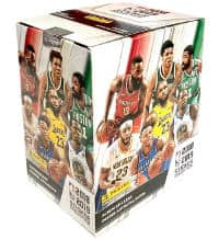 Panini NBA 2018 2019 Stickers - Box With 50 Packets