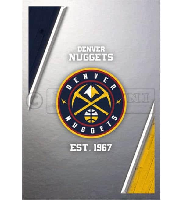 Denver Nuggets 2018: Panini NBA 2018 2019 Stickers Album, Stickerpoint