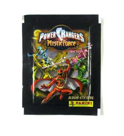 Panini Power Rangers Mystic Force Packet