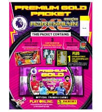 Panini Premier League 2019-2020 Adrenalyn XL Premium GOLD