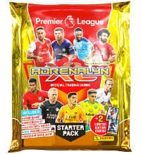 Panini Premier League 2019-2020 Adrenalyn XL Starter Pack
