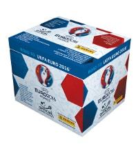 Panini Road to Euro 2016 Sticker Box - 50 Packets