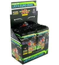 Panini Road to Euro 2020 Adrenalyn XL Box With 50 Packets
