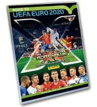 Panini Road to Euro 2020 Adrenalyn XL Starter Pack
