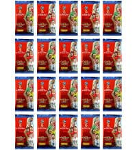 Panini World Cup 2018 Adrenalyn XL - 20 Booster