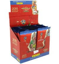 Panini World Cup 2018 Adrenalyn XL Box