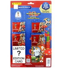 Panini World Cup 2018 Adrenalyn XL Multi Pack