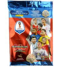 Panini World Cup 2018 Adrenalyn XL Starter Pack