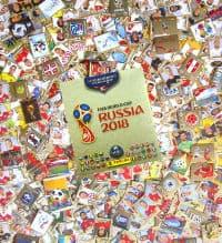 GERMANY album Ed PANINI WC WM Russia Russie 2018 2 X box display