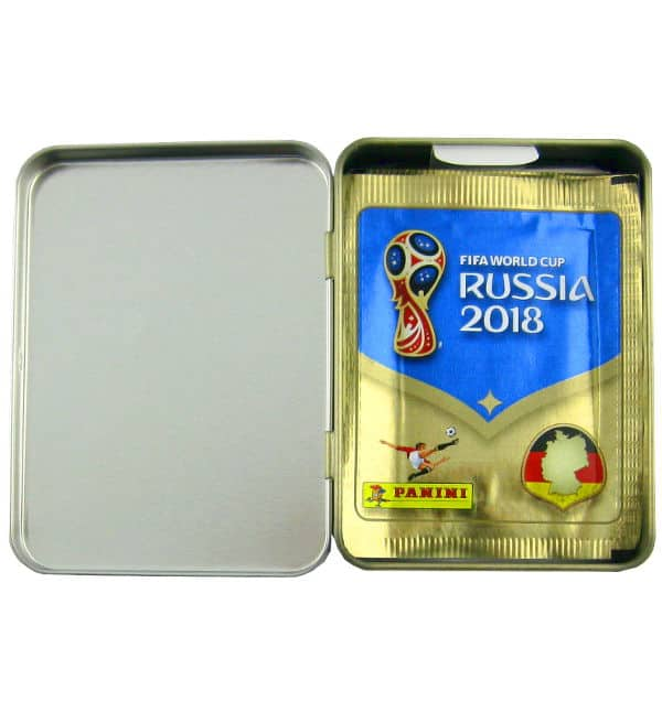 Panini World Cup 2018 Stickers - Mini-Tin
