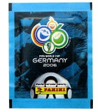 Panini World Cup 2006 Packet Blue