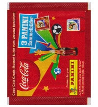 Panini WC 2010 Packet - Coca Cola Promotion