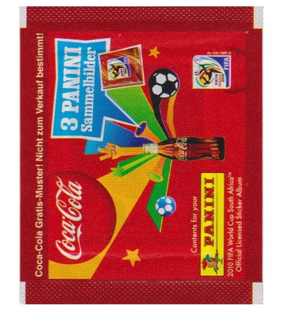 panini wc 2010 packet coca cola promotion stickerpoint. Black Bedroom Furniture Sets. Home Design Ideas