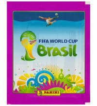 Panini World Cup Brasil 2014 - Pink Russian Packet