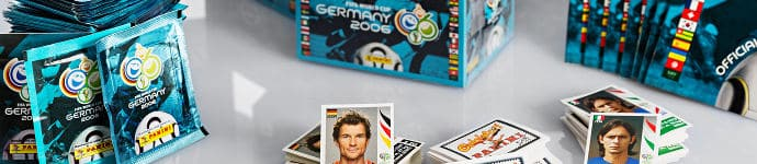 Panini WC World Cup Germany 2006