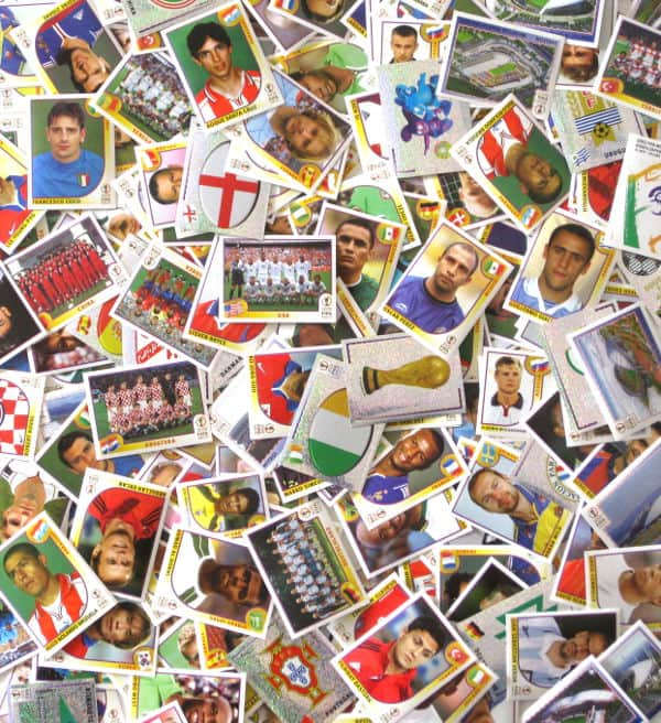 Panini World Cup 2002 - Complete set