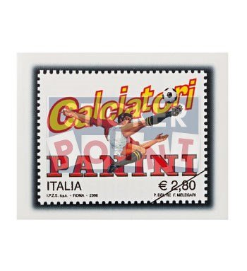 Panini World Cup 2006 Stamp Sticker No. 0