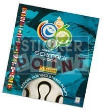 Panini World Cup Album 2006 - International Versions