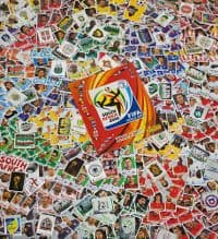 Panini World Cup 2010 Complete Set - All Stickers + Album