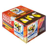 Panini World Cup 2010 Display - Box With 100 Packets